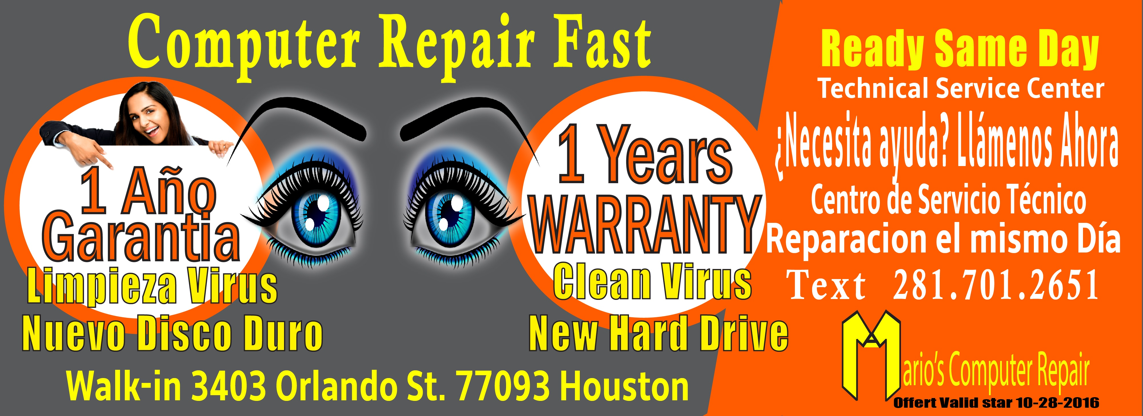 houston computer repair